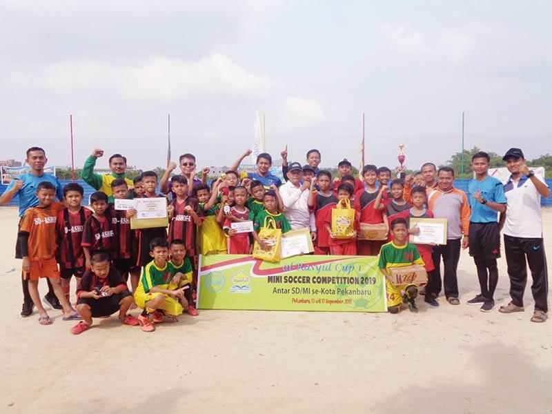 Mini Soccer Competition 2019 Ajang Mengasah Kemampuan