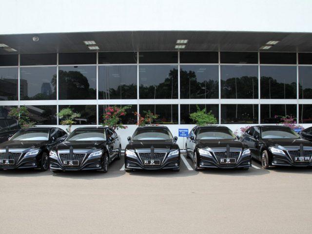 Mewah, Kendaraan Baru untuk Pimpinan DPR, MPR, dan DPD, Harganya Rp1,45 M