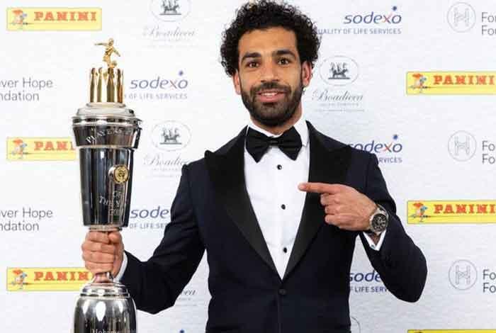 Wow, Liverpool Kontrak Mohamed Salah hingga 2023