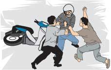 Pedagang Jadi Korban Pemerasan saat Mencoba Sepeda Motor yang Baru Dibeli