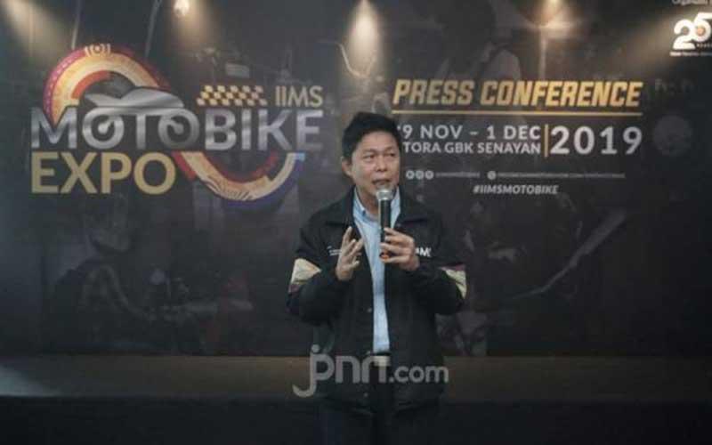 10 Brand Sepeda Motor Bakal Ramaikan IIMS Motobike Expo 2019