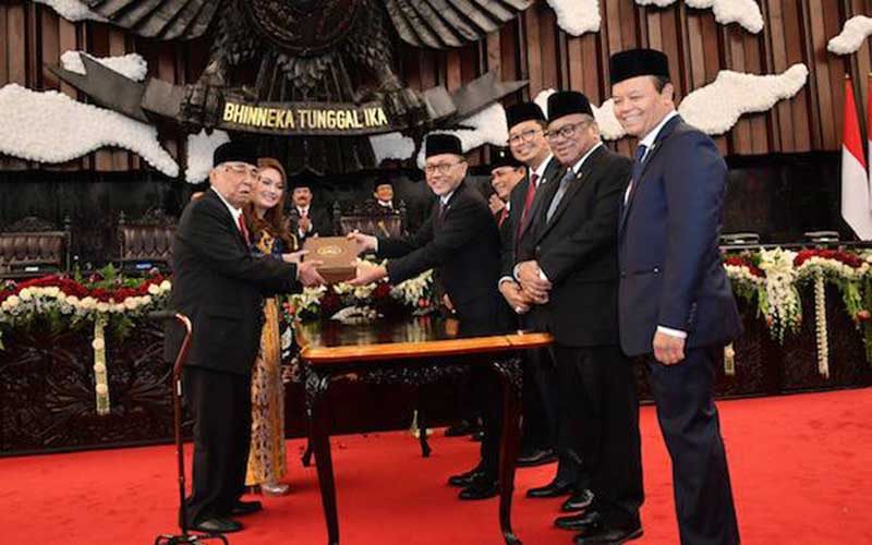 Kursi Ketua MPR Tergantung Restu PDIP