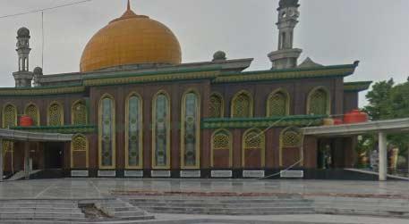 Tarawih di Masjid Raya One Day One Juz