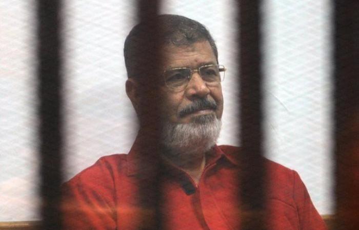 Mantan Presiden Mesir Meninggal Usai Sidang