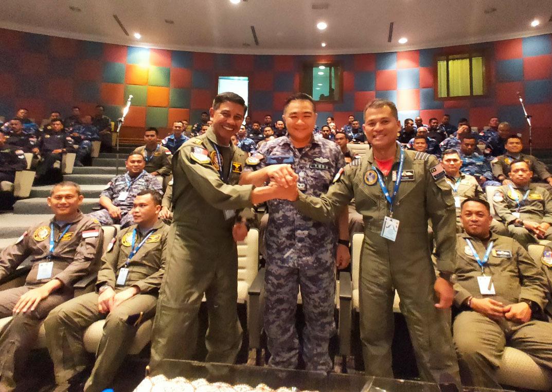 TNI AU Kirim 17 Penerbang ke Malaysia