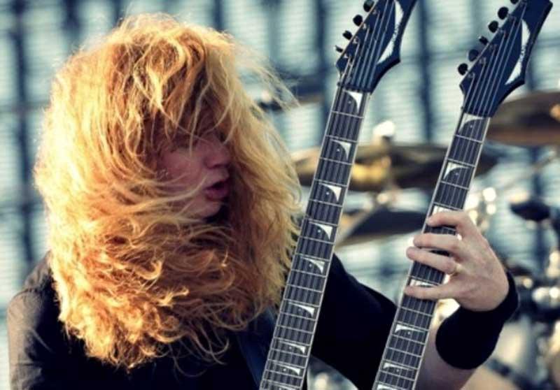Dave Mustaine Siap Beraksi Kembali