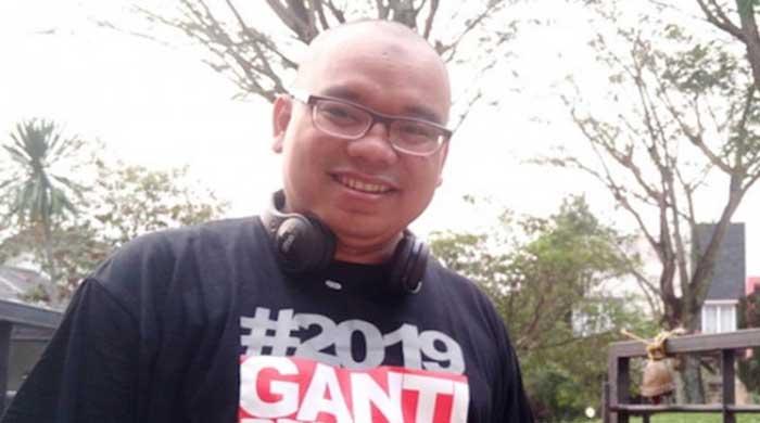 Anggota BPN Prabowo-Sandi Ditangkap Polisi