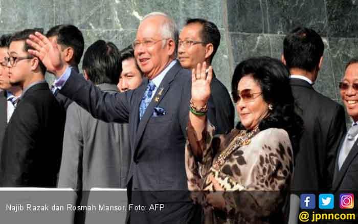 Dituntut Uang Jamiman Rp14 M, Najib Razak Tak Mampu Bayar