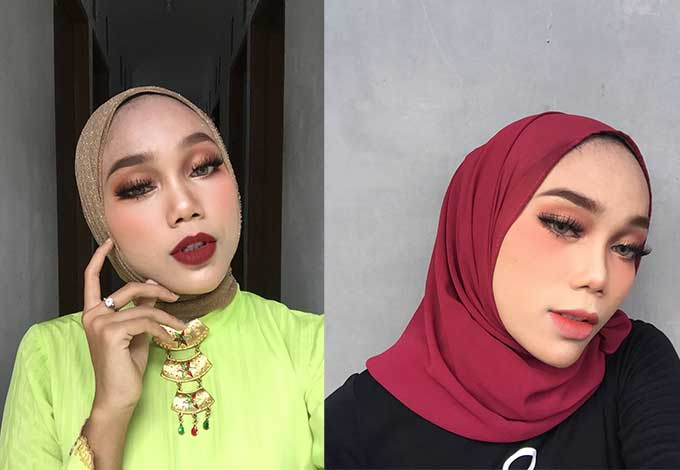 Berbagi Tutorial Make Up Lewat Media Sosial
