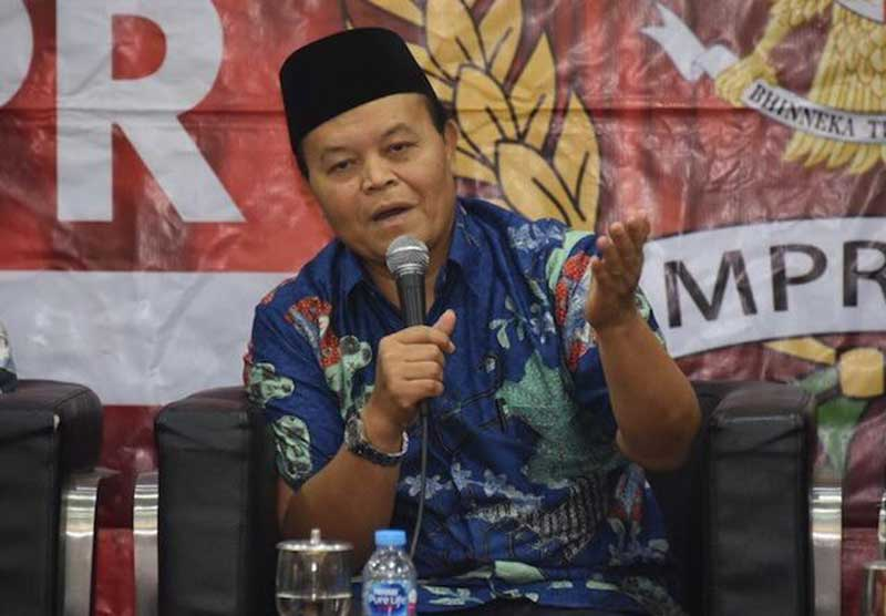 HNW: MPR Bukan Lagi Lembaga Tertinggi di Negara Ini