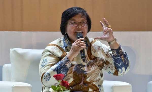 Menteri LHK Perintahkan Jajaran KLHK Untuk Menjaga Stabilitas