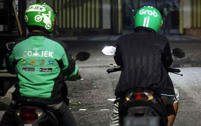 Ketika Persaingan Bisnis Gojek dan Grab Jadi Pantauan KPPU