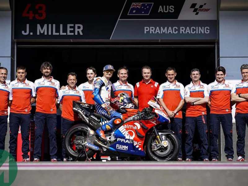 Demi Valentino Rossi, Yamaha Bajak Ahli Elektronik Ducati