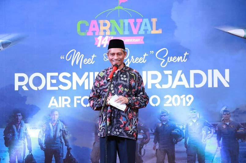 Wawako Apresiasi Digelarnya Roesmin Nurjadin Air Force Expo 2019
