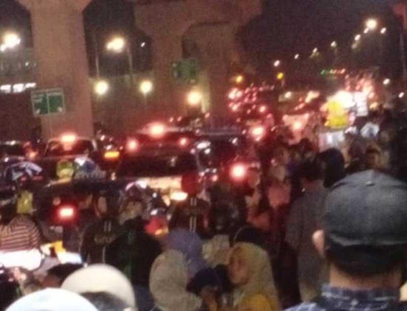 Demo Ricuh di Jakarta, Tarif Ojol dan Opang Melambung