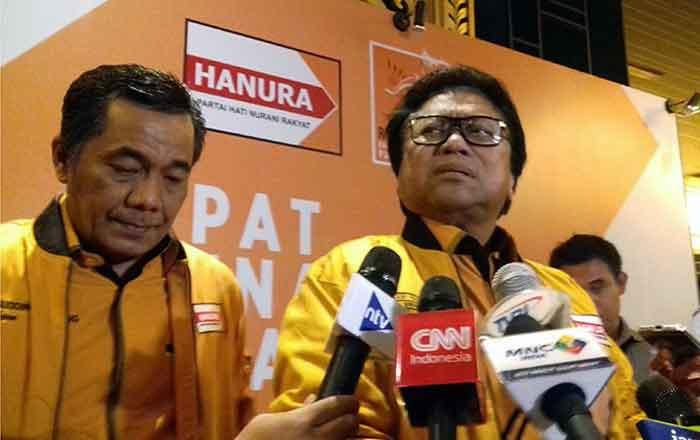 Hanura Tetap Ikut Pemilu 2019 meski Gugatan Sudding Diterima PTUN