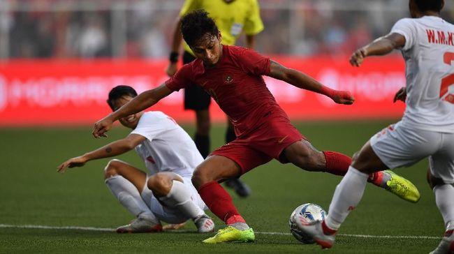 Indonesia ke Final Setelah Permak Myanmar