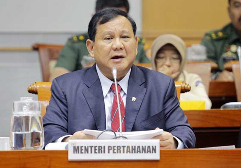 Prabowo Perjuangkan Kenaikan Anggaran Pertahanan