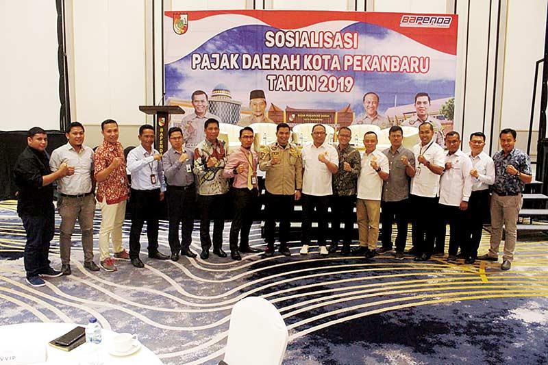 Pajak Daerah Penopang Utama Pembangunan Kota