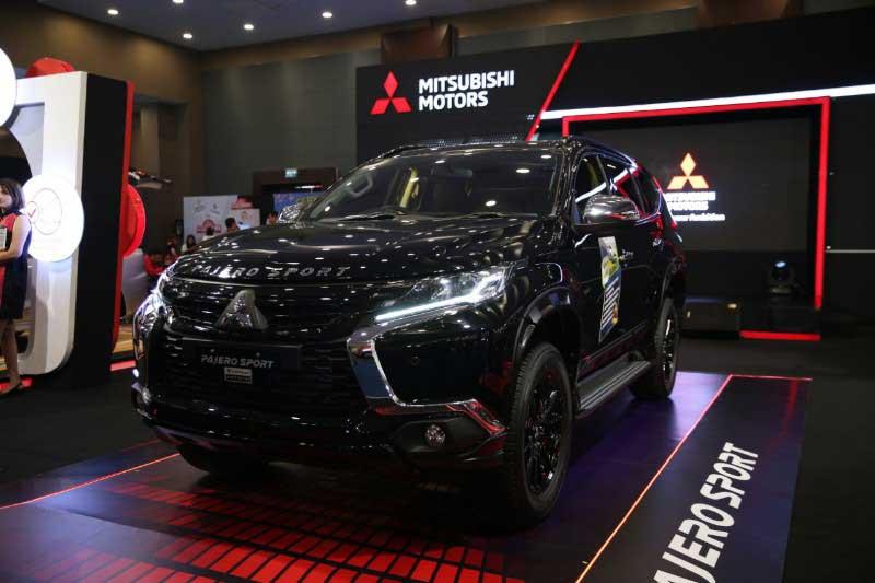 Edisi Kedua Mitsubishi Pajero Sport Rockford Fosgate Black Dirilis