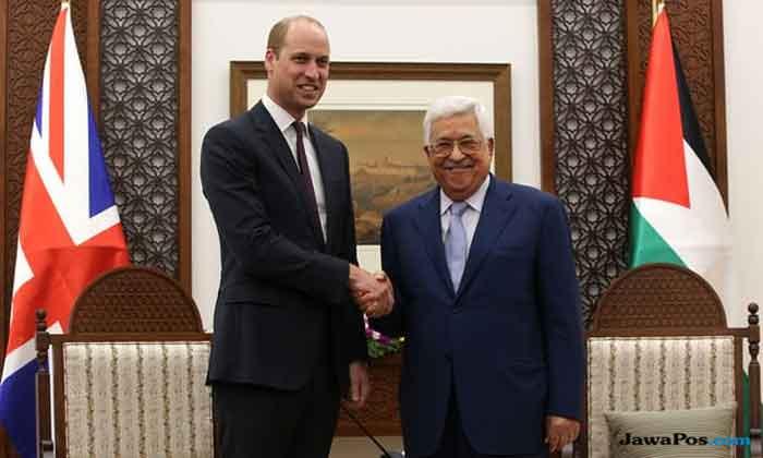 Ketika Permintaan Bertemu dari Walikota di Yerusalem Ditolak Pangeran William
