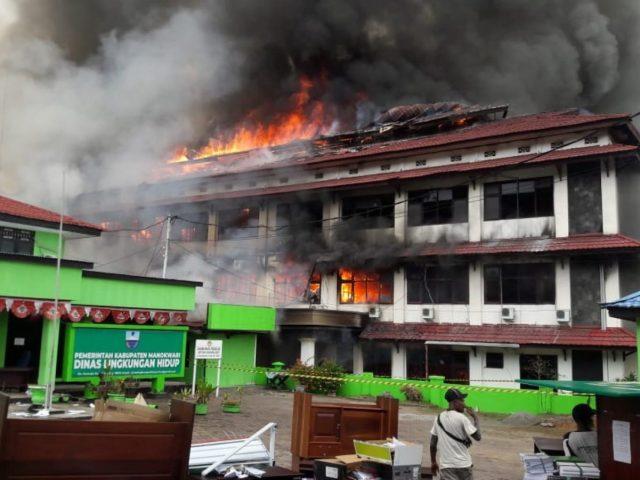 Lagi, Polisi Tetapkan 81 Tersangka Kasus Kerusuhan di Papua