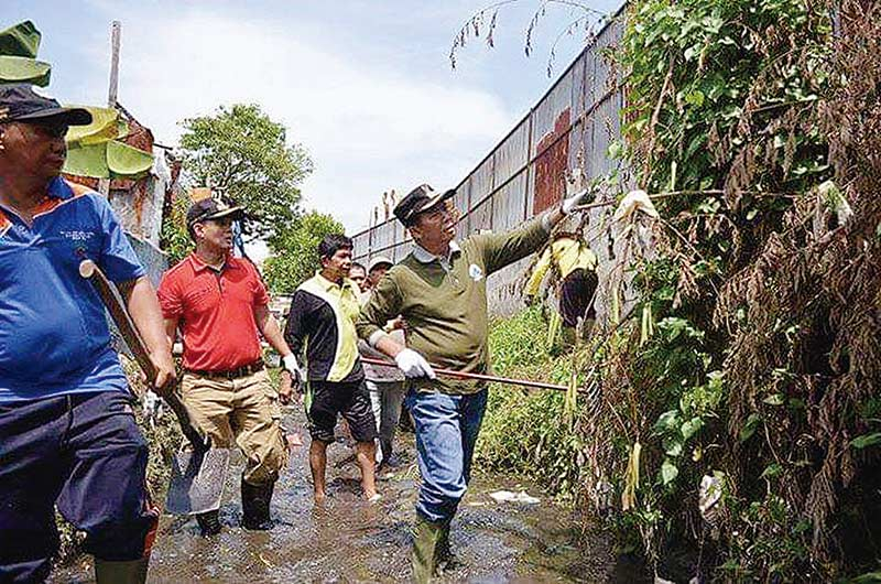 Wako Imbau Masyarakat Giatkan Gotong Royong dan Jaga Kebersihan
