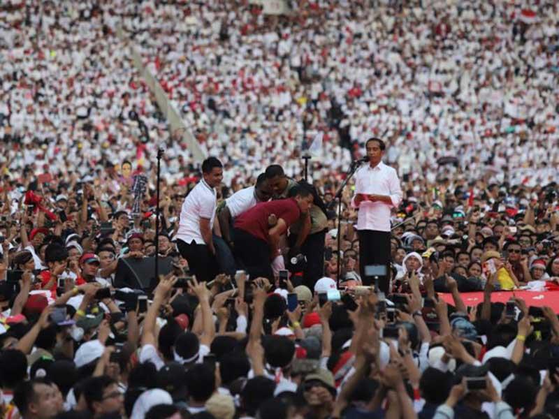 Pendukung Jokowi Hormati Keputusan MPR soal Pelantikan Presiden