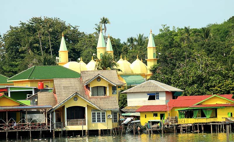 Nikmat Sejarah Pulau Penyengat