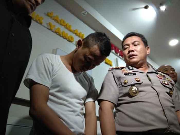 Polisi Ancam Penyebar Isu Teror Bom di Gereja Santa Anna Bui Seumur Hidup