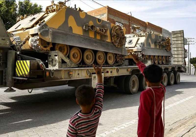 Disanksi AS dan Uni Eropa, Turki Tetap Ogah Gencatan Senjata