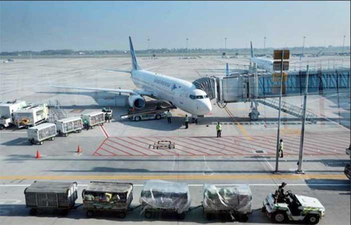 Tiket Pesawat Mahal, Penumpang Beralih Naik Bus