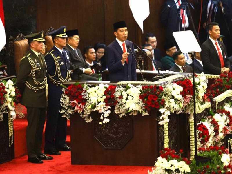 MPR Undurkan Jadwal Pelantikan Jokowi