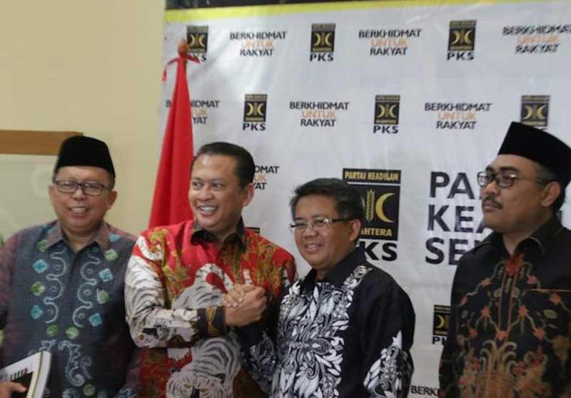 PKS Tolak Masa Jabatan Presiden Diperpanjang