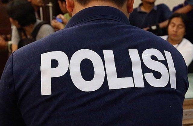 Gudang Bahan Peledak Mako Brimob Polda Jateng Meldak