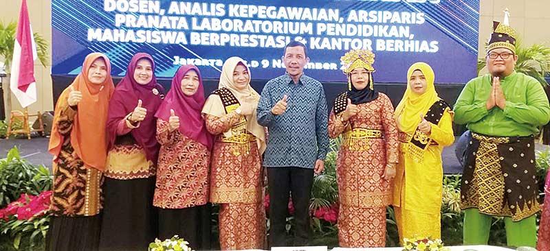 Poltekkes Kemenkes Riau Raih Peringkat Dua Nasional