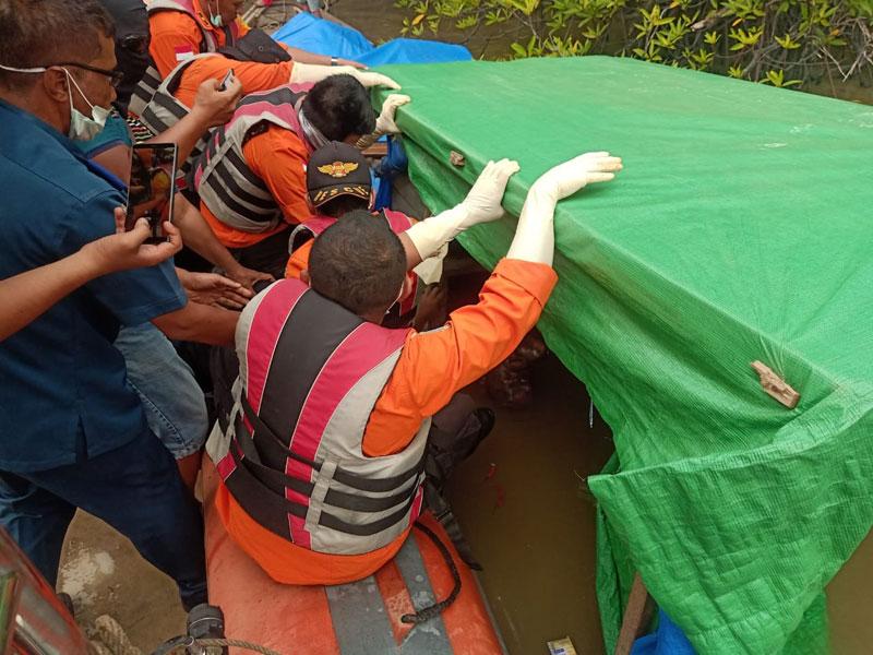 Yasri Ditemukan Tewas dalam Pompong setelah Dua Hari Kehilangan Kontak