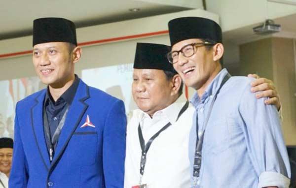 Alasan Prabowo Tak Gandeng Ulama Jadi Cawapresnya