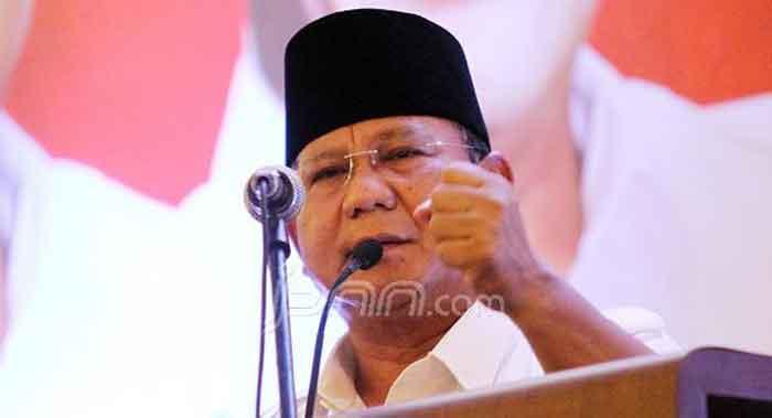 Sohibul Iman Minta Cawapres Harus dari PKS, Prabowo Setuju?