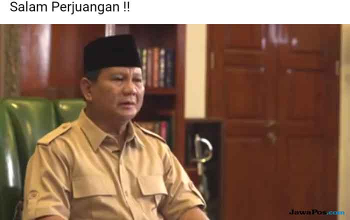 Capai Rp296 Juta, Ini Donasi Tertinggi dan Terendah untuk Prabowo