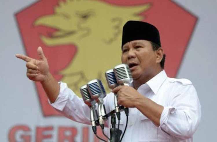 Gerindra Serahkan Arah Koalisi kepada Prabowo