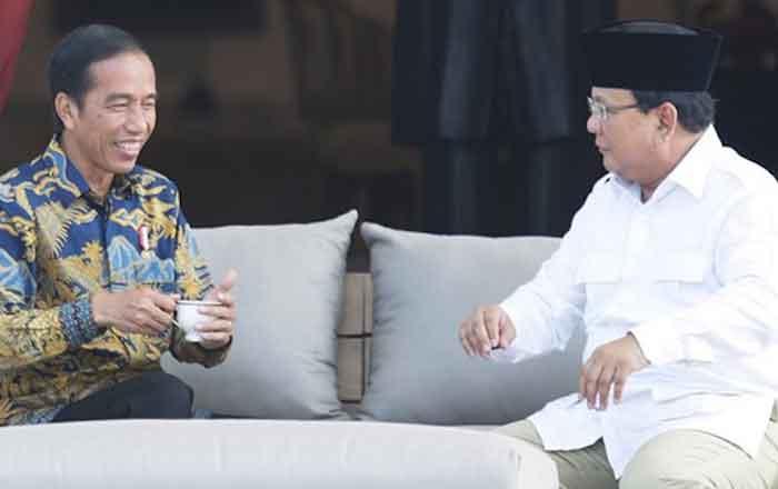 Jokowi Naik, Prabowo Turun, Ini Penyebabnya Menurut Survei MEDIAN