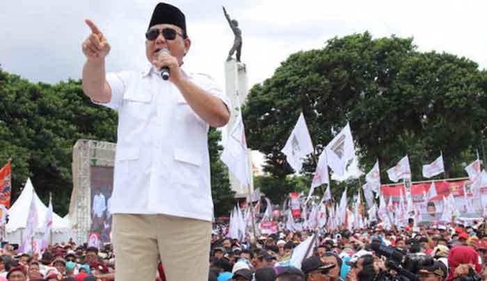 Indonesia Diguncang Teror, Prabowo Minta Masyarakat Tak Salahkan Intelijen