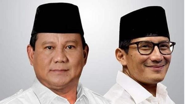 Hitung Cepat Dimenangkan 01, Pendukung Prabowo Diminta Tenang