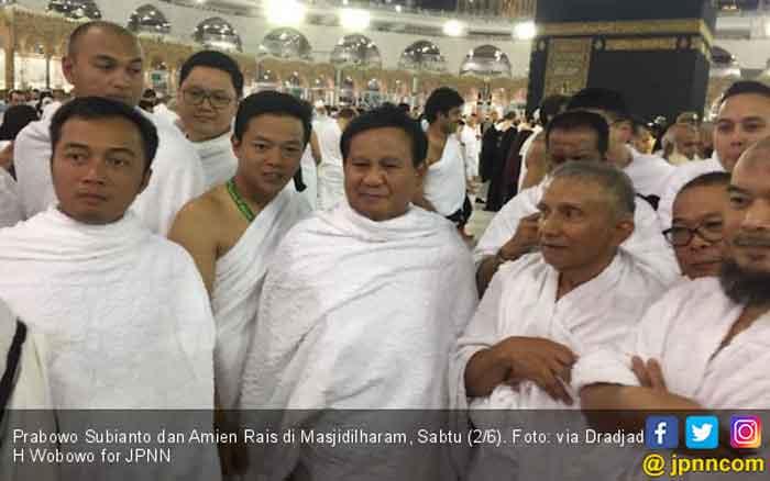 Tak Hanya JK, Anies Akui Juga Dekat dengan Prabowo dan Amien Rais