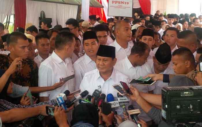 Simak, Kata PPP soal Prabowo Kembali Maju Capres pada 2019