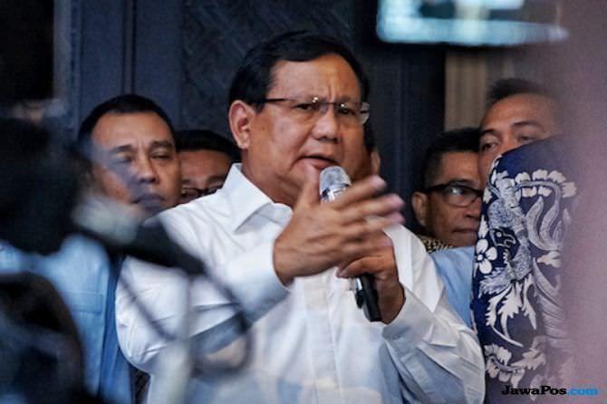 Rakornas Gerindra Undang Tiga Partai Ini, Bangun Koalisi untuk Prabowo?