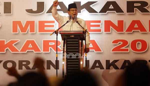 """Isu """"Partai Hijau"""" Akan Merapat ke Gerbong Prabowo, Begini Klarifikasi PPP"""