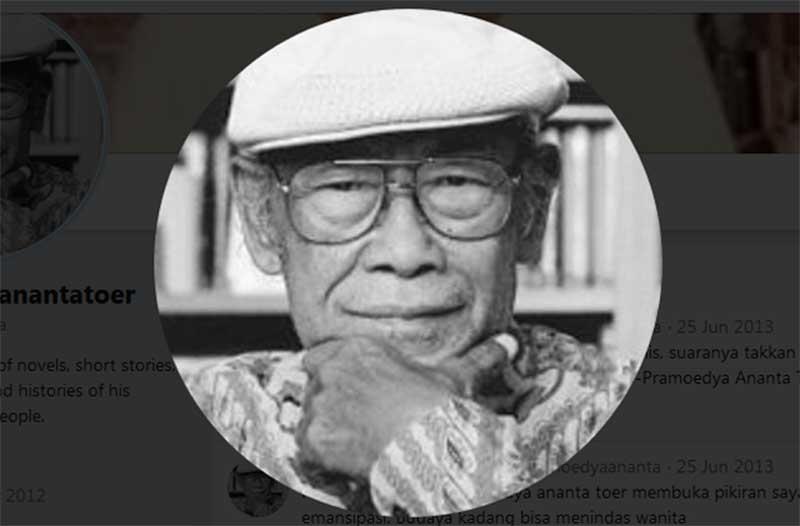 Biar Dunia Tahu Indonesia Tak Cuma Punya Pram