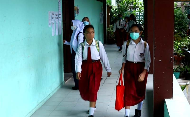 Kesehatan Lingkungan Sekolah, Perlu Partisipasi Masyarakat